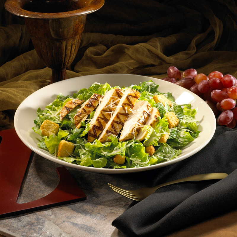 Classic caesar salad zios italian kitchen for Zios italian kitchen