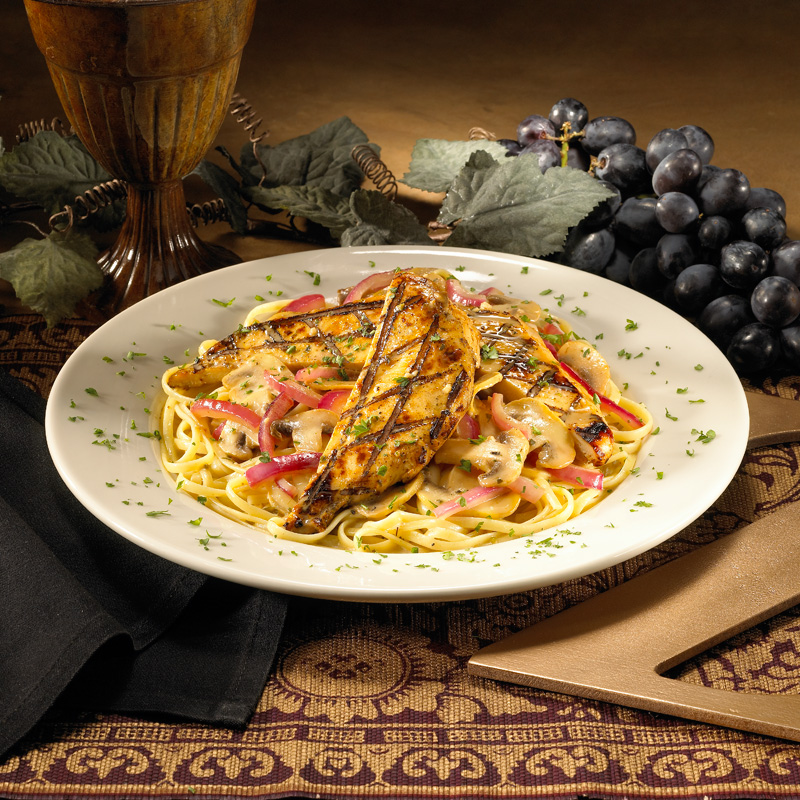grilled chicken marsala - Zios Italian Kitchen
